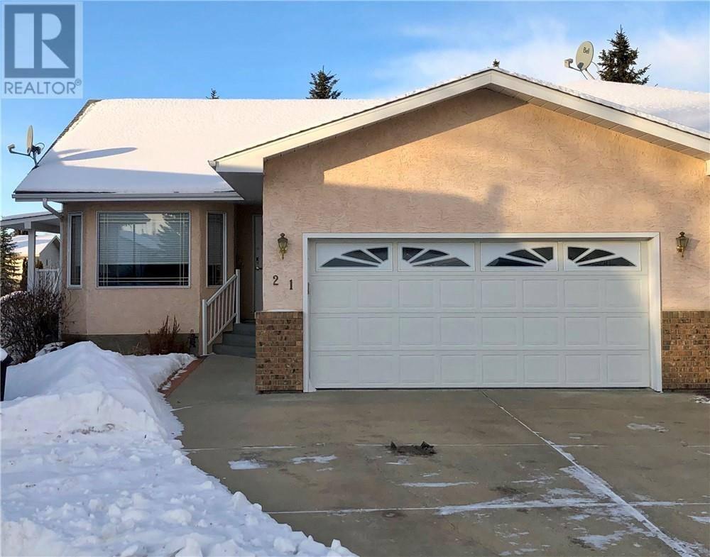 Townhouse for sale at 21 Dunn Cs Red Deer Alberta - MLS: ca0185348