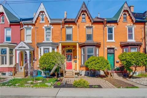Townhouse for sale at 21 East Ave N Hamilton Ontario - MLS: H4053120
