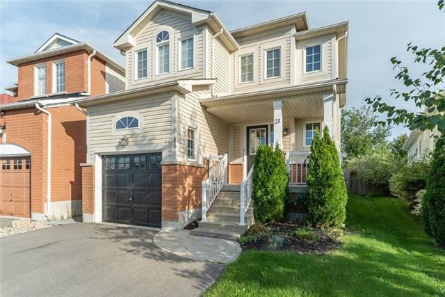 House for sale at 21 Eldad Drive Clarington Ontario - MLS: E4290582