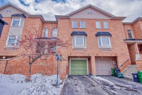 Townhouse for sale at 21 Eli Shackleton Ct Toronto Ontario - MLS: E4697349
