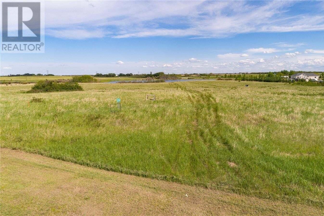 Home for sale at 21 Elkwood Estates Dundurn Rm No. 314 Saskatchewan - MLS: SK812937