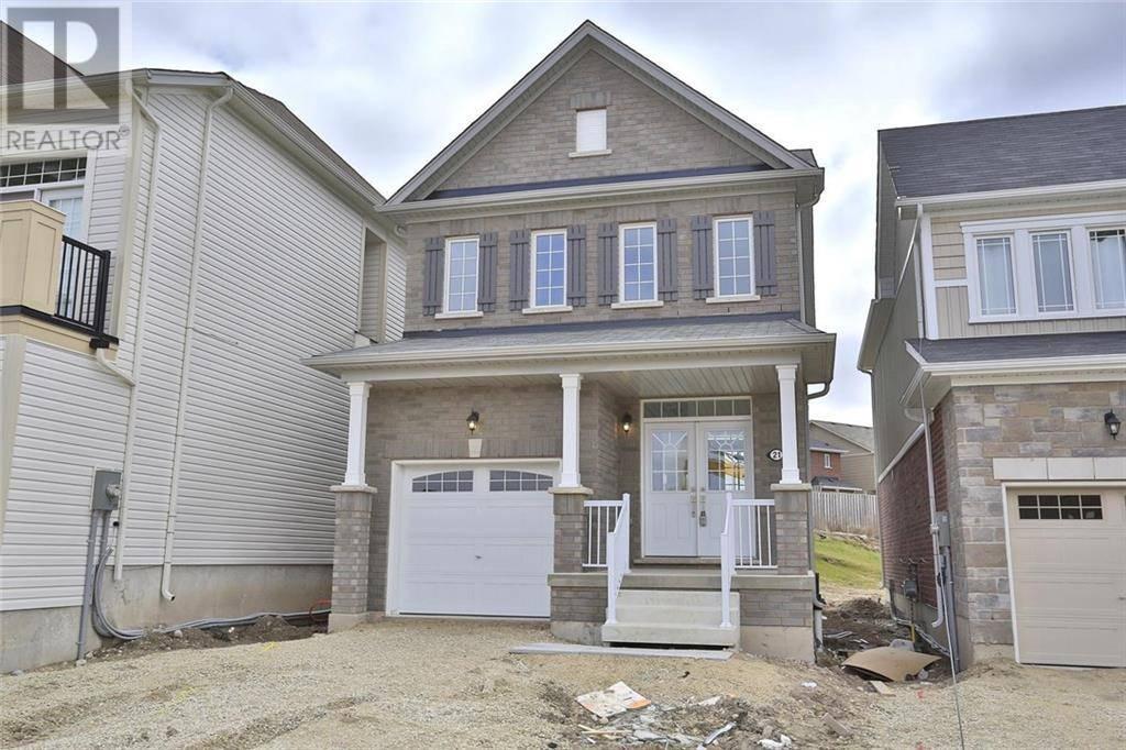 House for sale at 21 Eva Dr Breslau Ontario - MLS: 30801431