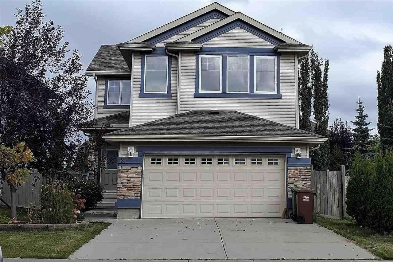 House for sale at 21 Everitt Dr St. Albert Alberta - MLS: E4214611