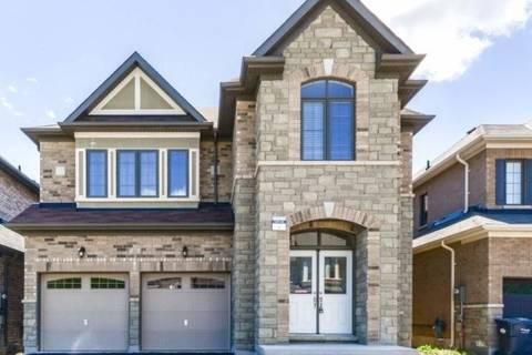 House for rent at 21 Ezra Cres Brampton Ontario - MLS: W4496345