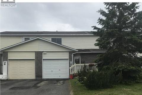 Townhouse for sale at 21 Farrell Cres Elliot Lake Ontario - MLS: 2077198