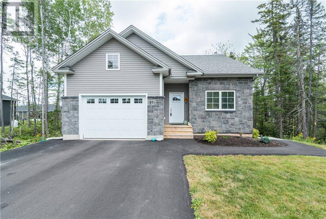 House for sale at 21 Flagstone Ct Riverview New Brunswick - MLS: M124986