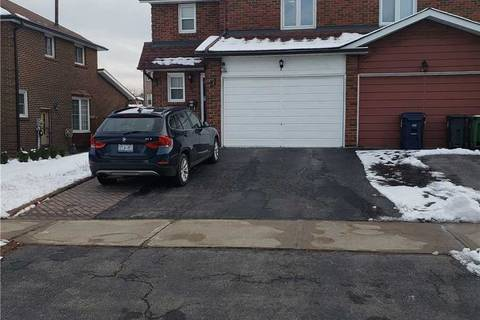 Townhouse for rent at 21 Fred Bland Cres Toronto Ontario - MLS: E4663657
