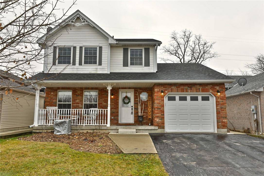 House for sale at 21 Fuller Dr Caledonia Ontario - MLS: H4068526