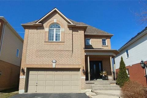 House for sale at 21 Gatesbury Ct Hamilton Ontario - MLS: X4387071