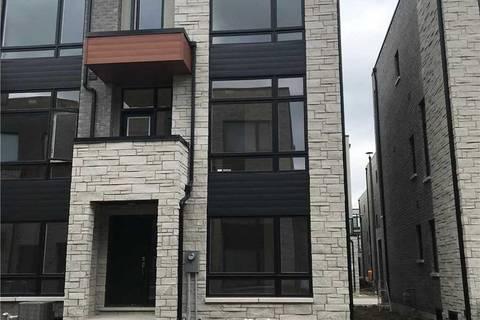 Townhouse for rent at 21 Gerussi St Vaughan Ontario - MLS: N4494301