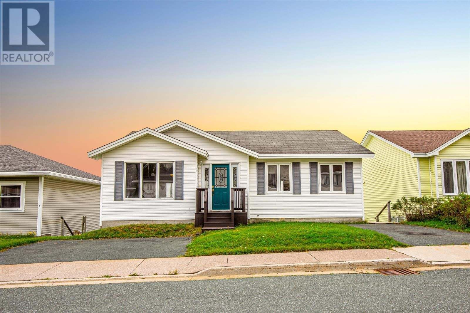 House for sale at 21 Gilmore St St. John's Newfoundland - MLS: 1221841