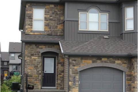 Townhouse for sale at 21 Gilmore Wy Spruce Grove Alberta - MLS: E4165510