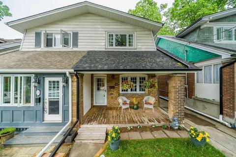 Townhouse for sale at 21 Glenmount Park Rd Toronto Ontario - MLS: E4492517