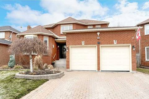 House for sale at 21 Golden Meadow Rd Barrie Ontario - MLS: S4726961