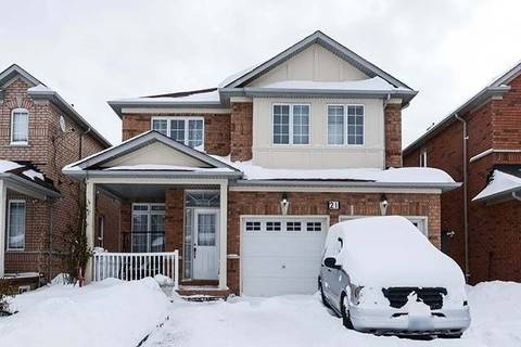 House for sale at 21 Gorevale Dr Brampton Ontario - MLS: W4389084