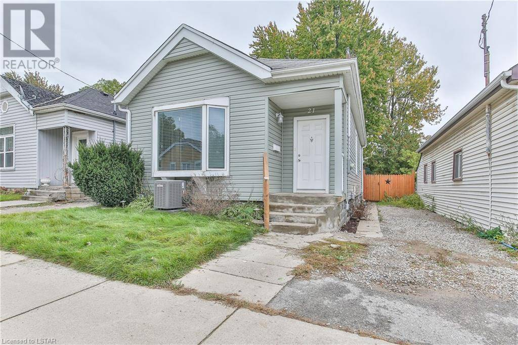 House for sale at 21 Grafton St London Ontario - MLS: 228571
