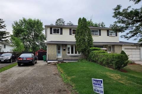 Townhouse for sale at 21 Graymar Rd Brampton Ontario - MLS: W4539302