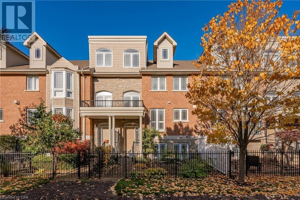 Townhouse for sale at 21 Grosvenor Ln Cambridge Ontario - MLS: 40035398