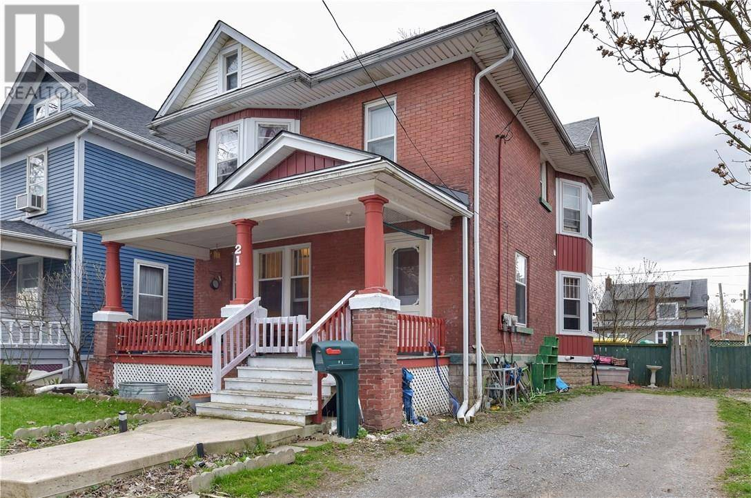 House for sale at 21 Grove St Welland Ontario - MLS: 30723112