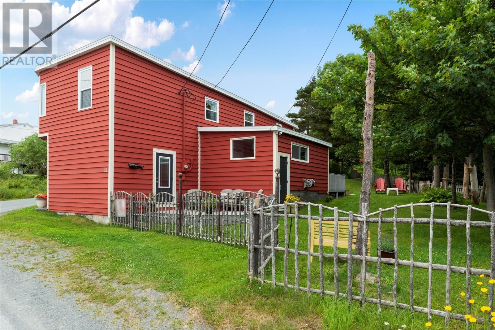 House for sale at 21 Harbour Rd Cape Broyle Newfoundland - MLS: 1218217