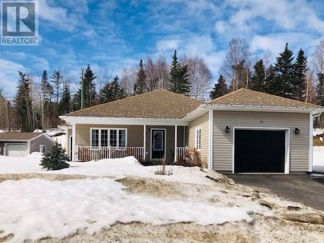 House for sale at 21 Harmsworth Dr Grand Falls-windsor Newfoundland - MLS: 1212622