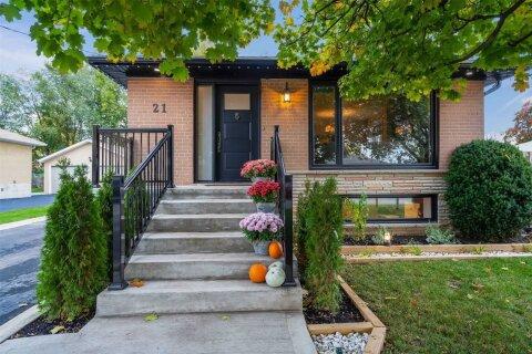 House for sale at 21 Harper Rd Brampton Ontario - MLS: W4965530