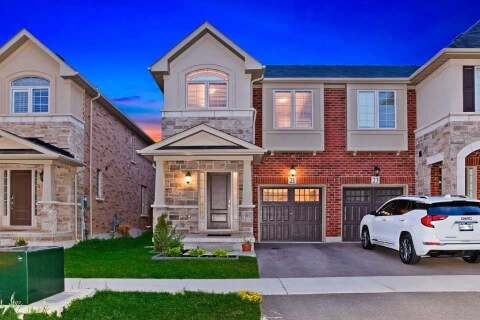 Townhouse for sale at 21 Heaven Cres Milton Ontario - MLS: W4854930