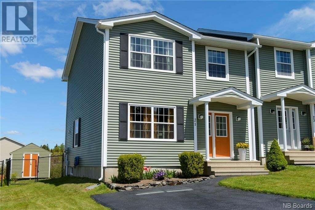House for sale at 21 Helena Dr Saint John New Brunswick - MLS: NB044170