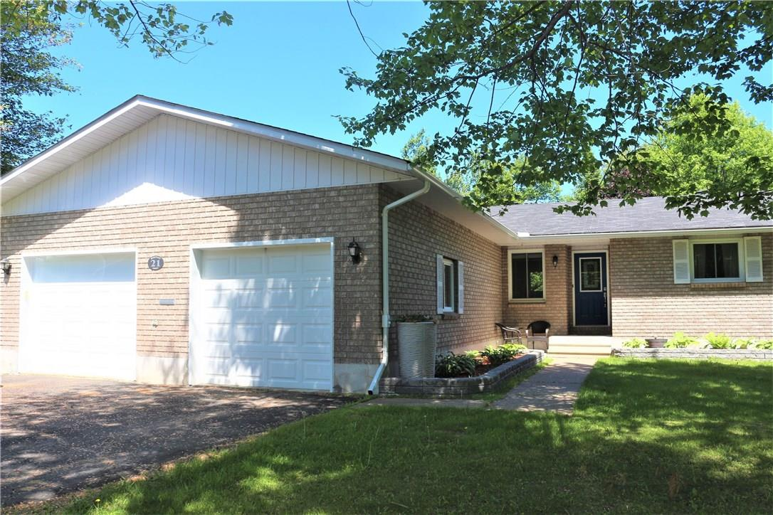 Removed: 21 Heritage Drive, Petawawa, ON - Removed on 2018-10-06 05:15:05