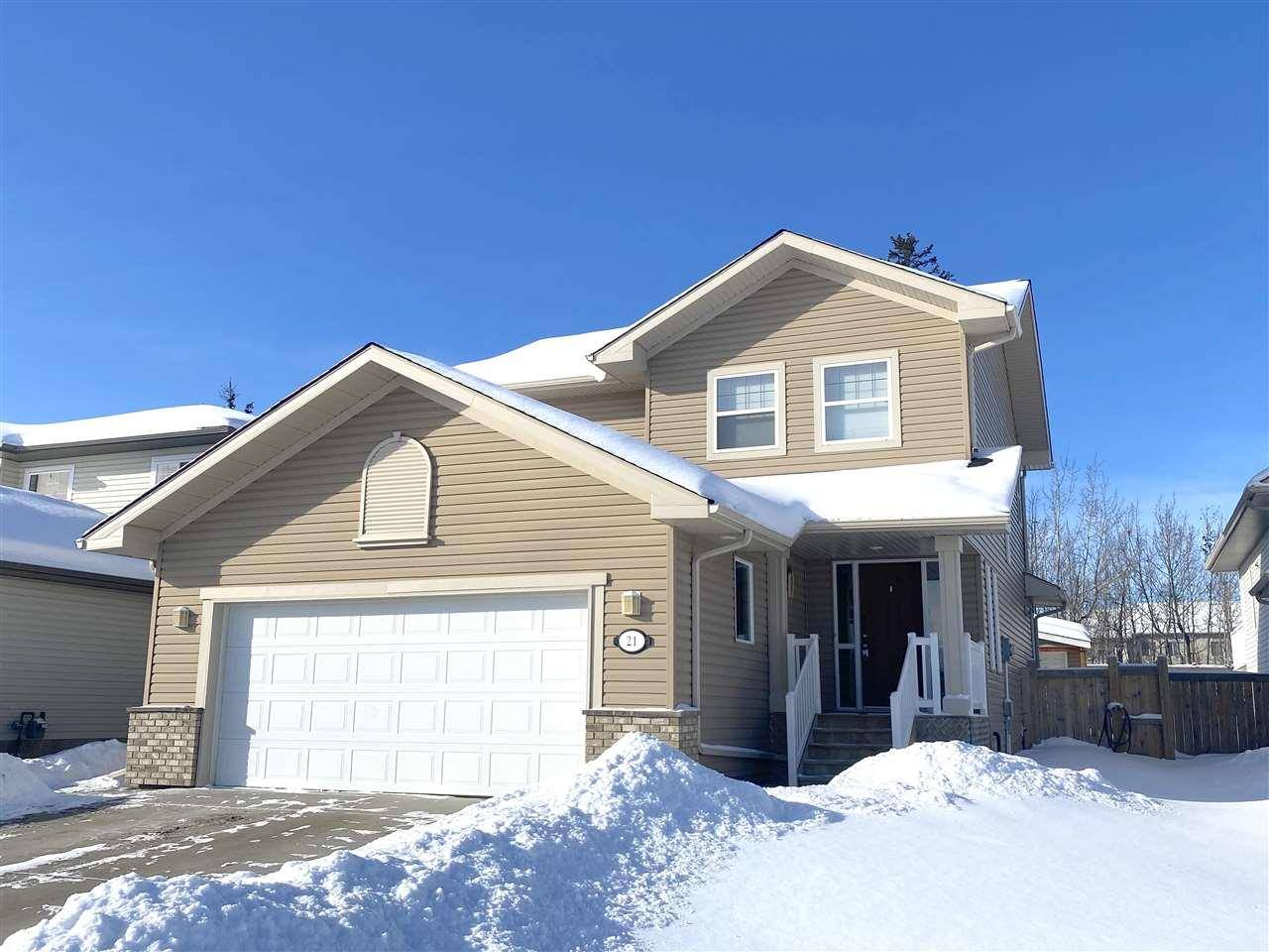 House for sale at 21 Highlands Wy Spruce Grove Alberta - MLS: E4187857