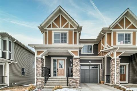Townhouse for sale at 21 Hillcrest Sq Southwest Airdrie Alberta - MLS: C4288598