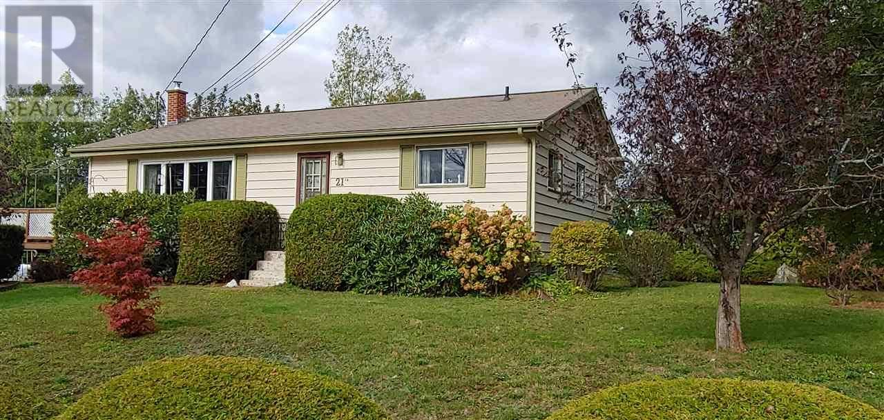 House for sale at 21 Hillside Dr Bridgewater Nova Scotia - MLS: 201923873