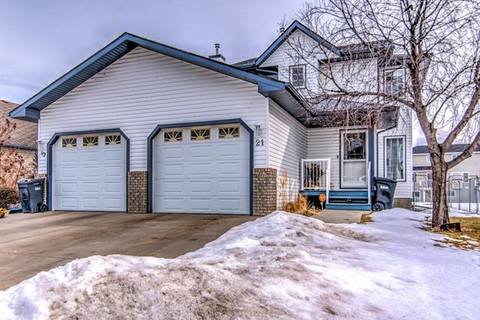 Townhouse for sale at 21 Hillview Rd Strathmore Alberta - MLS: C4289933