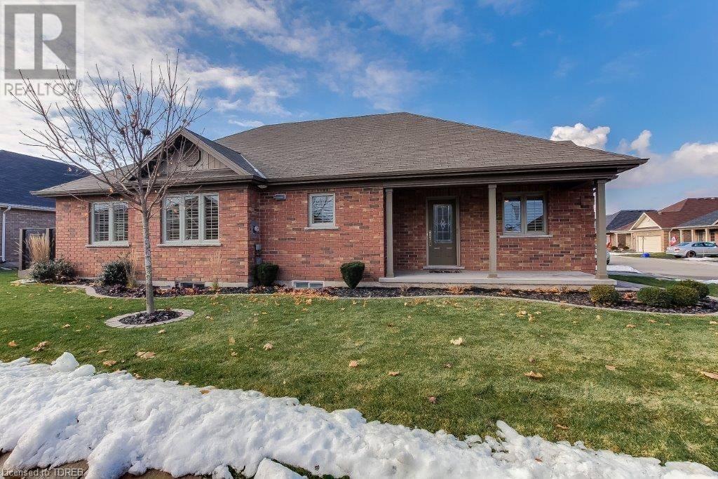 House for sale at 21 Hogarth Dr Tillsonburg Ontario - MLS: 234424