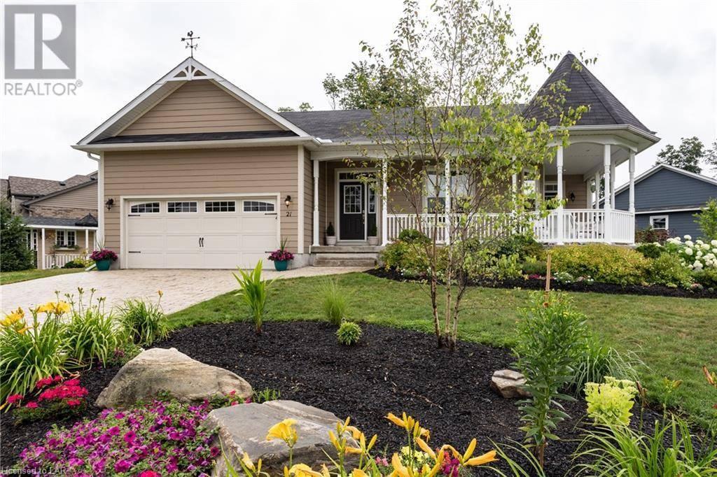 House for sale at 21 Homestead Ln Huntsville Ontario - MLS: 214236