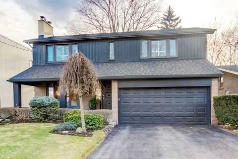 House for sale at 21 Hopperton Dr Toronto Ontario - MLS: C4412176