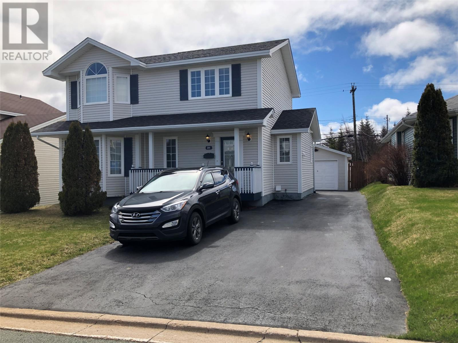 Removed: 21 Jacaranda Place, St Johns, NL - Removed on 2019-05-29 08:15:07