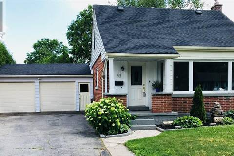 House for sale at 21 Jack Ave Kitchener Ontario - MLS: 30749079