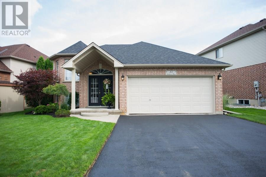 Removed: 21 Jackson Lane, Brantford, ON - Removed on 2018-05-01 22:06:13