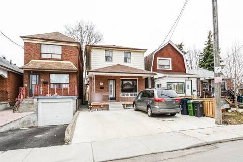 House for sale at 21 Juliet Cres Toronto Ontario - MLS: W4425240