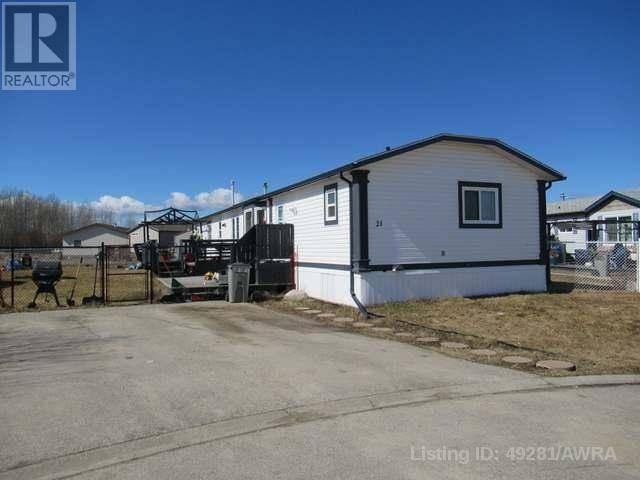 Residential property for sale at 21 Keystone Pl Whitecourt Alberta - MLS: 49281