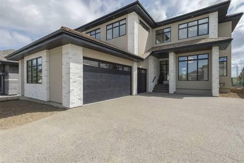 House for sale at 21 Kingsmeade Cres St. Albert Alberta - MLS: E4156568