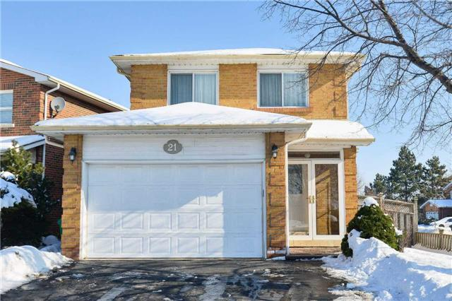 Sold: 21 Langston Drive, Brampton, ON