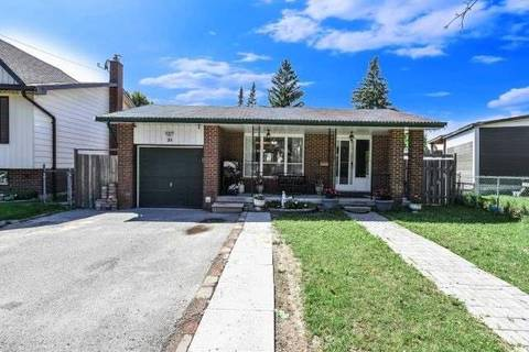 House for sale at 21 Larkfield Rd Brampton Ontario - MLS: W4485804