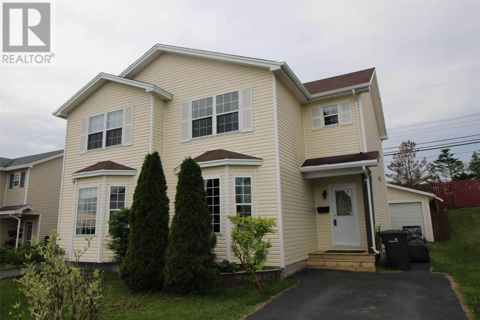 House for sale at 21 Laumann Pl Mt. Pearl Newfoundland - MLS: 1216781