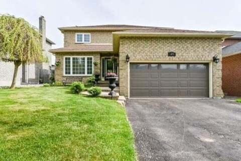 House for sale at 21 Limestone Cres Whitby Ontario - MLS: E4777315