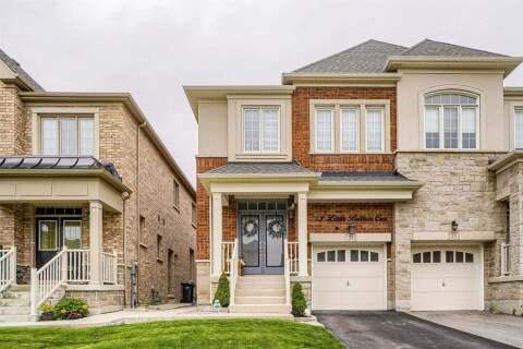 Townhouse for sale at 21 Little Britain Cres Brampton Ontario - MLS: W4961727