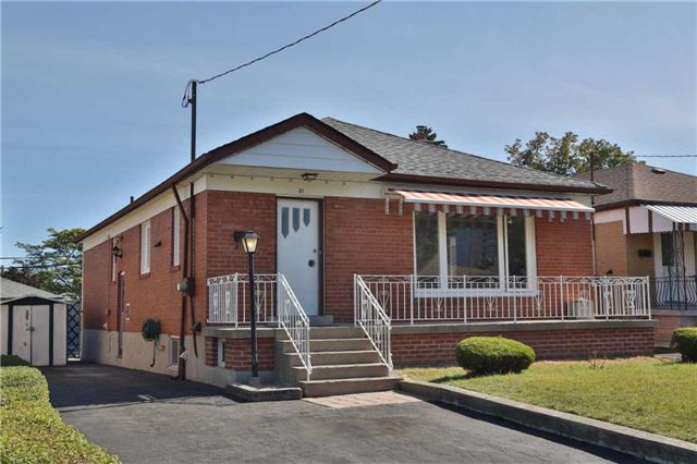 Sold: 21 Lombardy Crescent, Toronto, ON