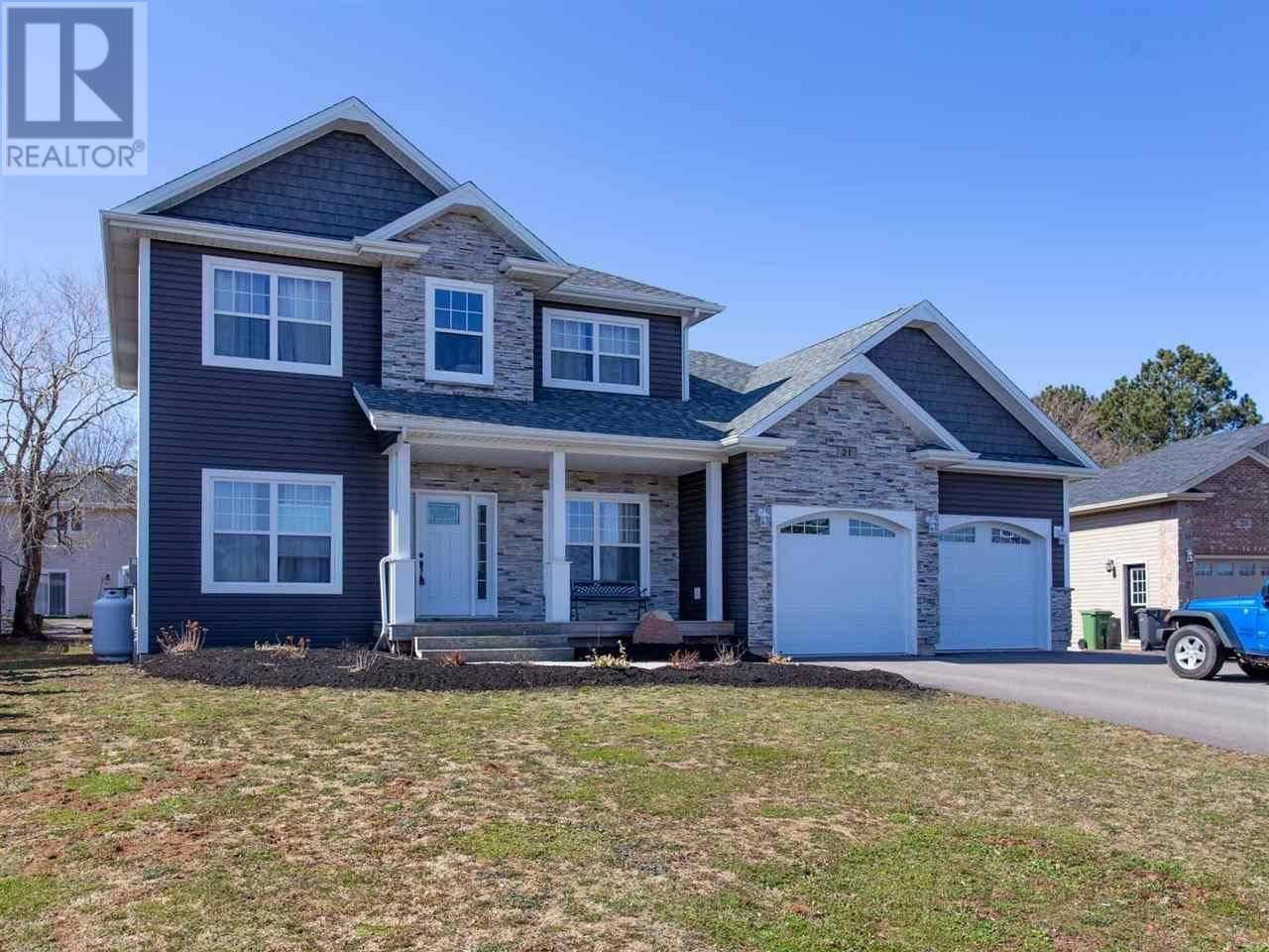 House for sale at 21 Macarthur Dr Sherwood Prince Edward Island - MLS: 202001074