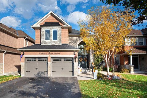 House for sale at 21 Mallard Marsh Cres Richmond Hill Ontario - MLS: N4981113